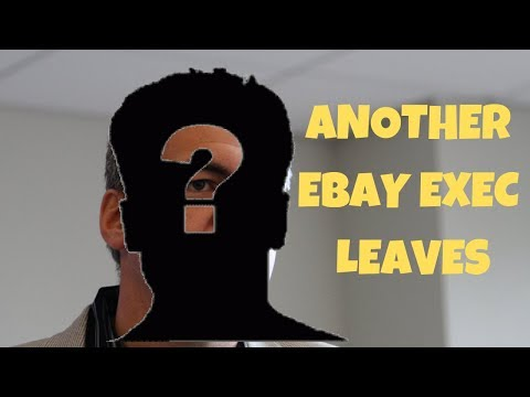 Invest in Yourself + Ebay Loses ANOTHER Exec.