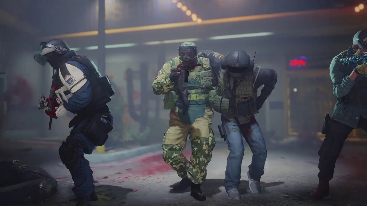 Download Lord Tachanka amongst Monsters - Outbreak Tachanka only Gameplay { - }7 (Rainbow Six: Siege)