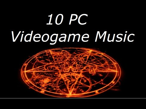 10 Great PC Videogame Music Forgotten By...