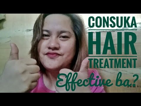 CONSUKA HAIR TREATMENT (effective ba?)
