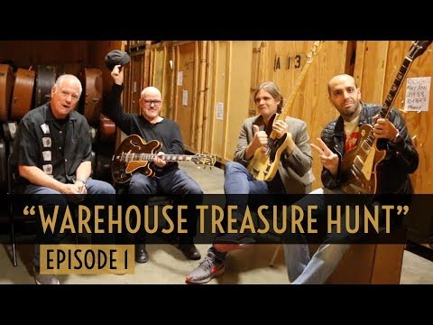 Norman's Rare Guitars | Warehouse Treasure Hunt - Episode 1