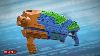 2018 NEW Battle Monster by Tidal Storm - Best Water Gun This Summer!
