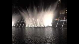 Dubai Fountain June 2012