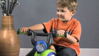 Smart Cycle Racer By Fisher Price