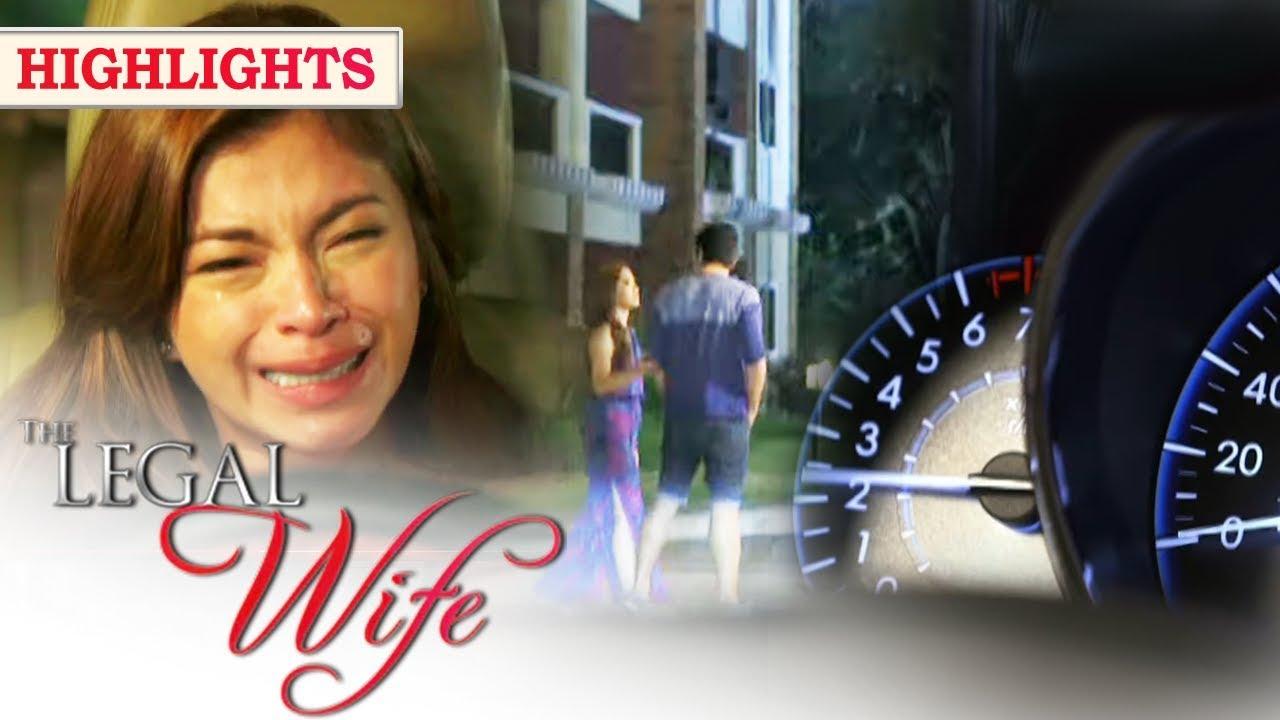 Download Monica, muntik na sagasaan sina Adrian at Nicole   The Legal Wife