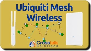 Ubiquiti Mesh Wireless thumbnail
