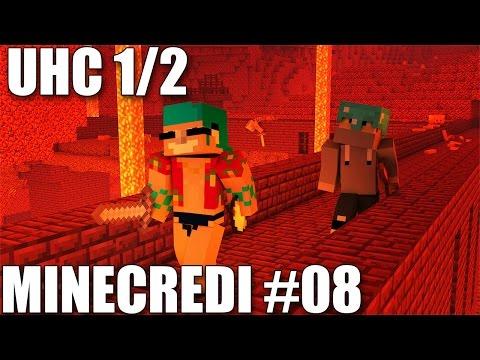 Minecredi #08 : Mode UHC ( Partie 1/2 )
