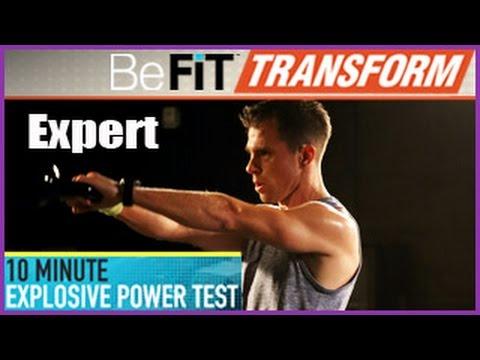10 минутная интенсивная тренировка - Уровень Эксперта