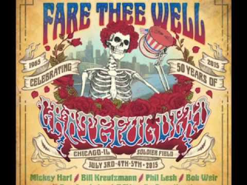 Grateful Dead Jul 3, 2015 at Soldier Field, Chicago, IL Entire Full Show Complete With Encore