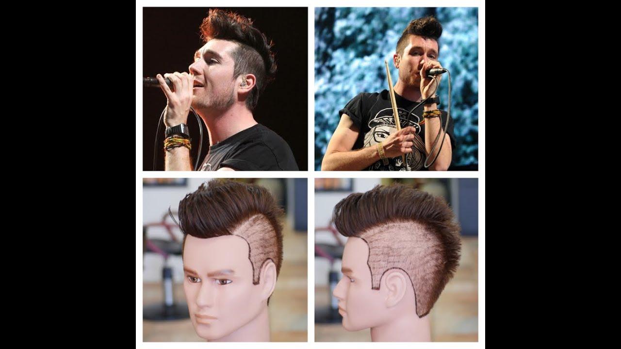 Dan Smith Of Bastille Haircut Tutorial