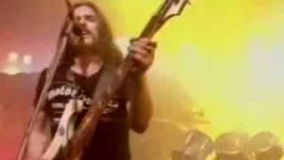 "Motörhead - ""Poison"" - Deaf Not Blind VHS - 1986"