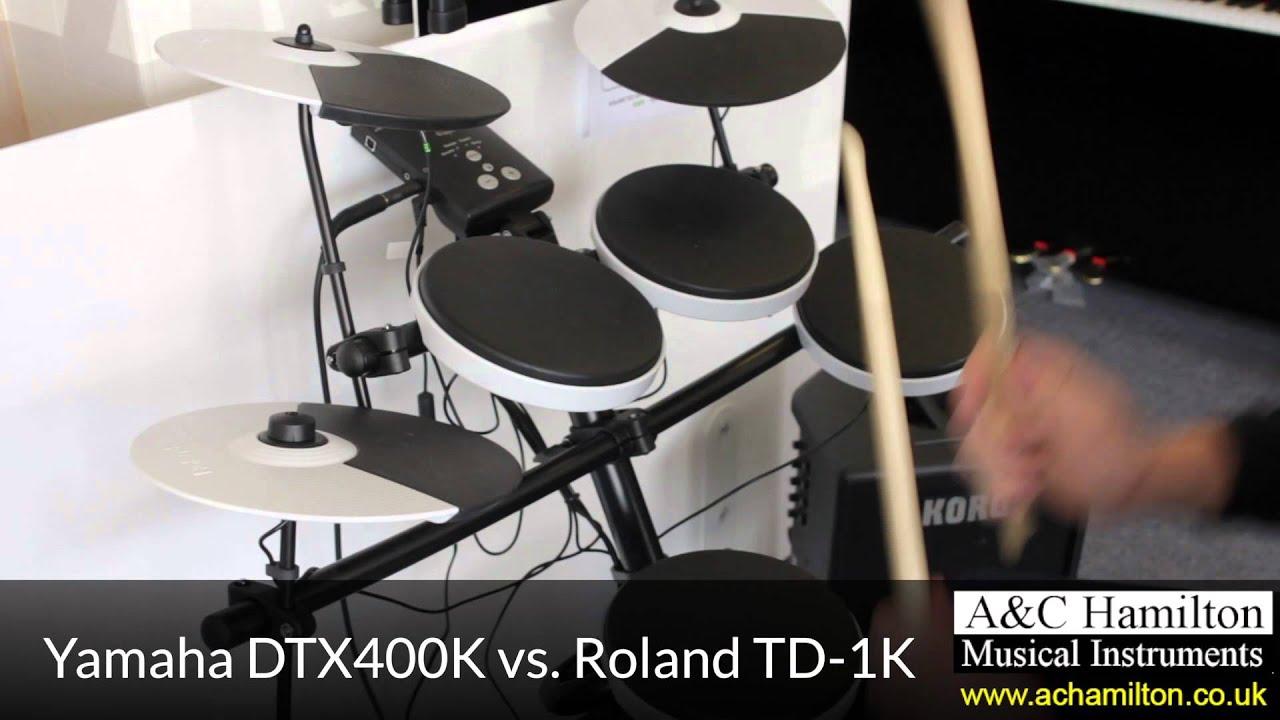 Electronic Drum Kit Roland Vs Yamaha