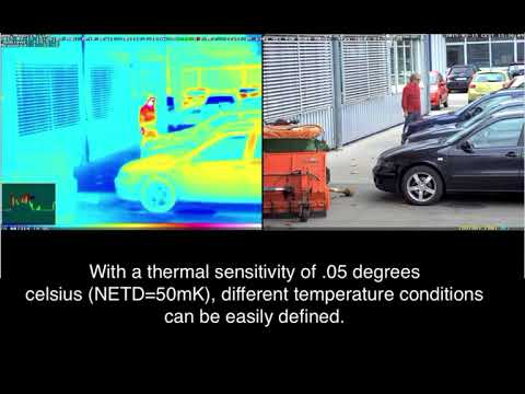 Mobile Video Guard - Thermal Cameras Part 1