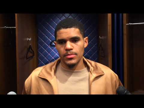 Pistons' Tobias Harris on difficulty stopping Cavs, LeBron James