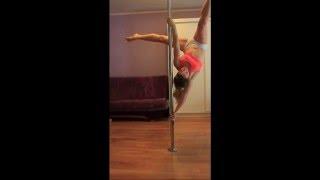 Handspring & Iron X Training Spinning Pole