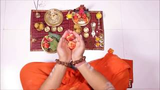 Puja without explanations
