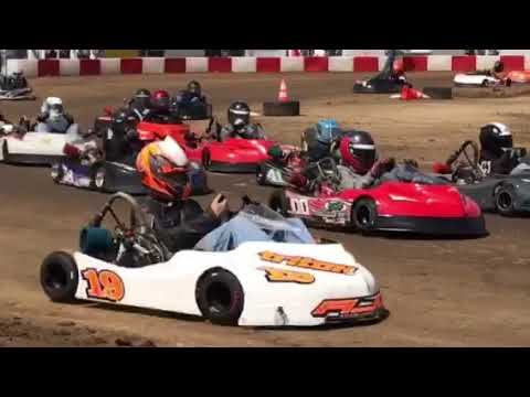 Maxxis Midwest Series Kart Racing!
