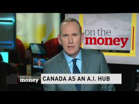 NextAI: Canada as an artificial intelligence hub [CBC On the Money]