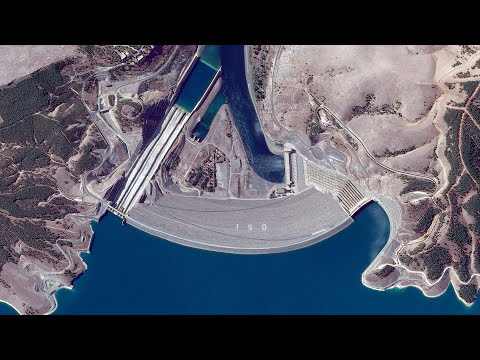 Atatürk Barajı ve HES - Mini Belgesel