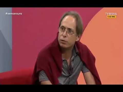 Pedro Cardoso abandona Programa Sem Censura da TVBrasil ao vivo 23 11