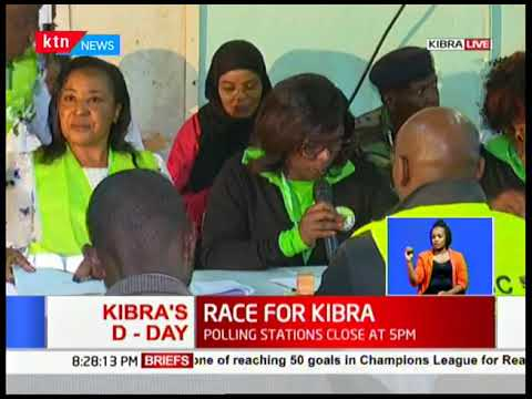 ODM party display confidence of retaining Kibra seat