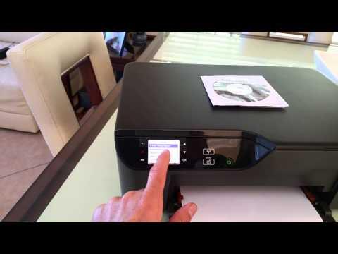 HP Deskjet 3520 e-all-in-one Color Ink Jet Printer Scanner Copier ONLY 477  PAGE