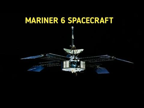 Mariner 6   Mariner Spacecraft   1969 Mariner Program   Nasa