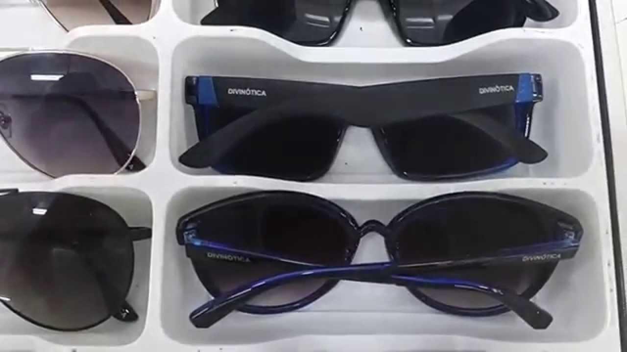 c6bdcbc7d Personalização de óculos de sol Atacadista Premium OM - YouTube