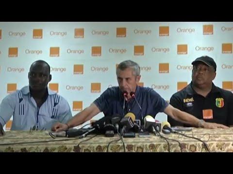 Mali, FOOTBALL : LES PREMIERS PAS DE MAGASSOUBA
