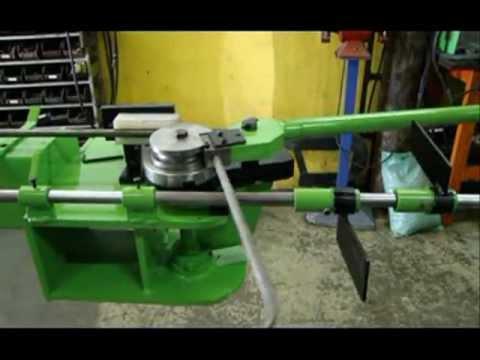 Curvadora de tubos manual inox a o cobre youtube for Curvadora de tubos segunda mano