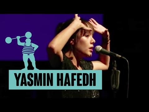 Yasmin Hafedh - talking 'bout a revolution