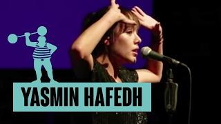 Yasmin Hafedh is talkin' 'bout a revolution