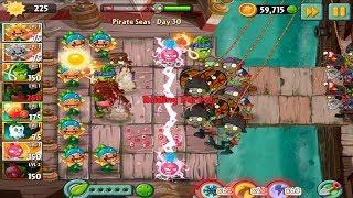 Растения против Зомби 2 - СТРАТЕГИЯ ОТ CRAZY ЧАТИКА | 30-31 Дни