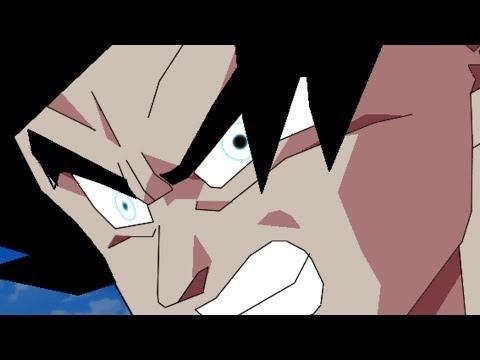 Goku Super Saiyan Omni God Transformation  ( Fan Animation)