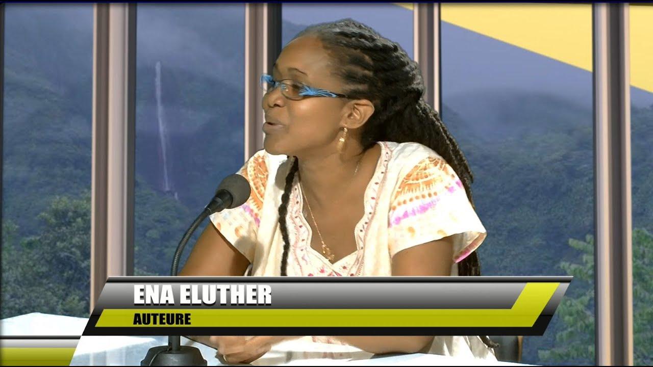 Ena Eluther, auteur de An Fonnkyè a Péyi-La, est l'invitée de Raphaëlle!