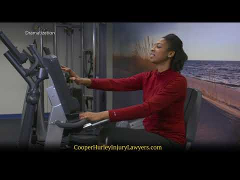 Cooper Hurley Injury Lawyers 2 minute TV commercial