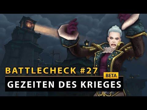WoW Battlecheck - Szenario: Gezeiten Des Krieges | Battle For Azeroth