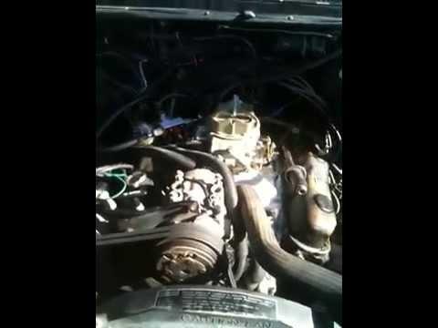 Dodge W150 318 Tbi To Carb