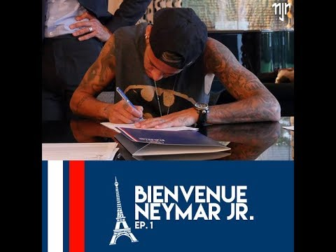Neymar Jr - PSG   Episode 1