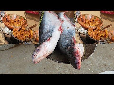 Spicy Fried Fish | Pure Desi Fish Fry Masala | Village Style | MY Village Food Secrets