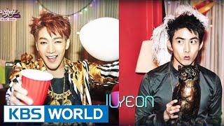 2PM - I'm Your Man / Go Crazy (미친거 아니야?) [Music Bank COMEBACK / 2014.09.12]