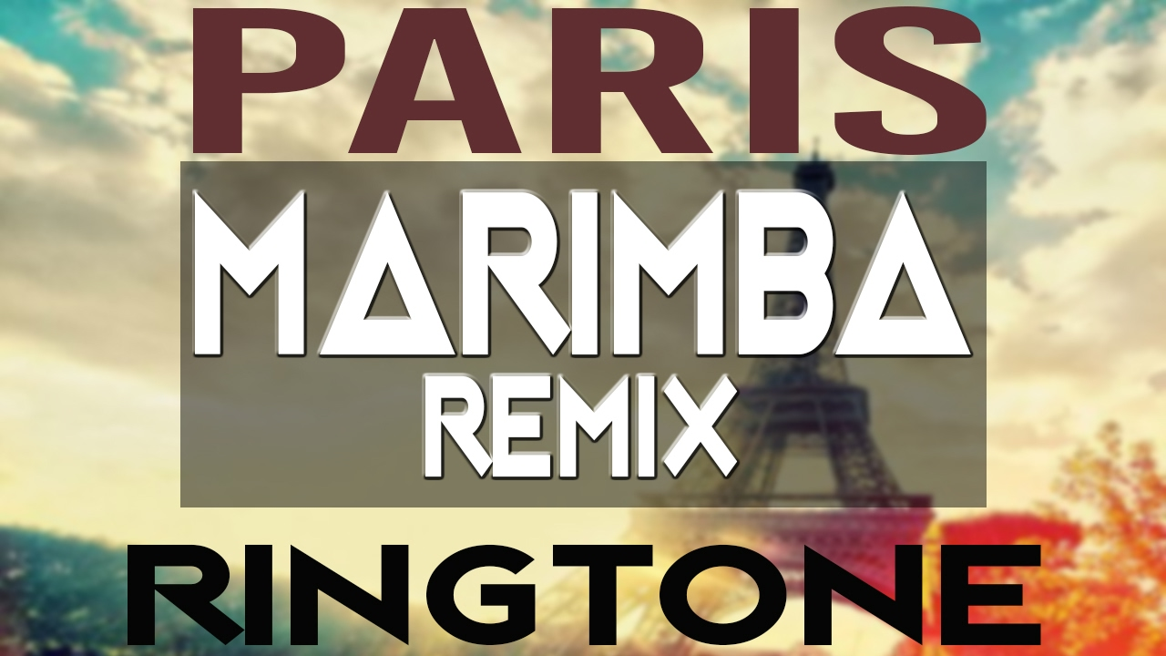 Париж рингтон скачать