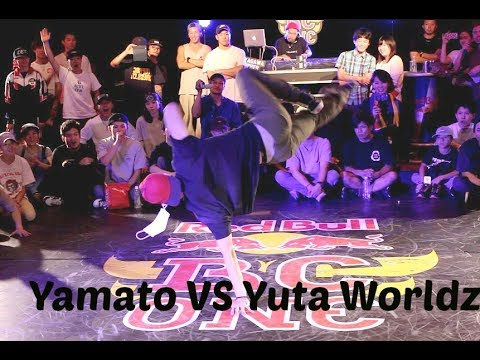 Yuta Worldz vs Yamato (Gun Smoke Breakers). Red Bull BC ...
