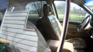 How to do a Lockout: buick rendezvous