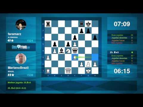 Chess Game Analysis: MarianoBrazil -...