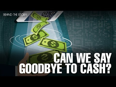 BEHIND THE STORY: Going cashless