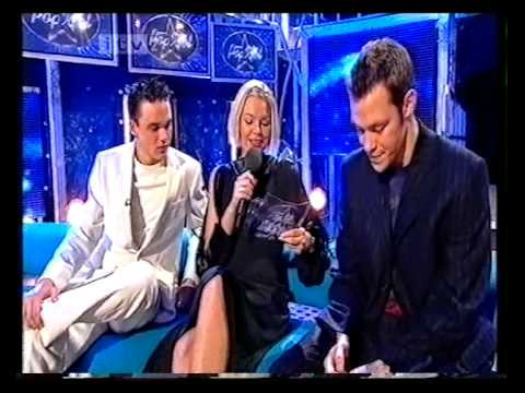 Will Young Pop Idol chat