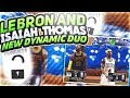 NBA2K17 NEW DYNAMIC DUO! LEBRON JAMES AND ISAIAH THOMAS ENDING HIGH WINSTREAKS!