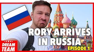 RORY IN RUSSIA VLOG - EPISODE ONE