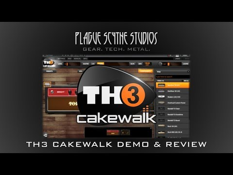 TH3 Cakewalk Demo & In-Depth Review: Formidable FX for Free!